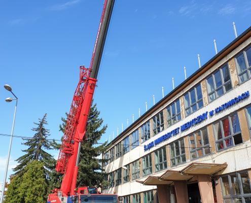 Inwestycje - realizacja w Sosnowcu ul. Jagiellońska 4