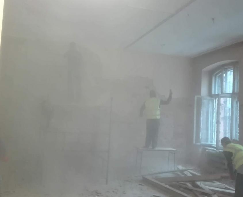 remont pomieszczeń w Bytomiu