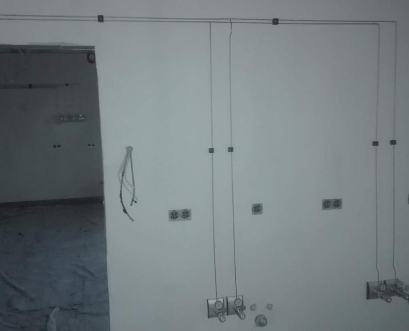 remont pomieszczeń laboratoryjnych