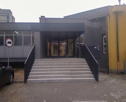 Inwestycje - Modernizacja pomieszczeń sal audytoryjnych - Katowice Ligota