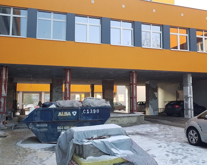 ocieplenie i odnowienie budynków w Katowicach