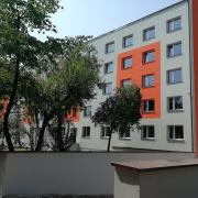 dom studenta w Sosnowcu