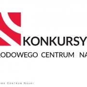 logo narodowego centrum nauki - konkurs