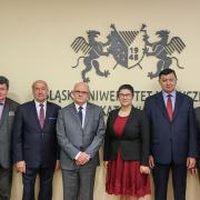 zdjęcie z inauguracji posiedzenia Rady Uczelni