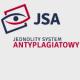 logo systemu antyplagiatowego jsa