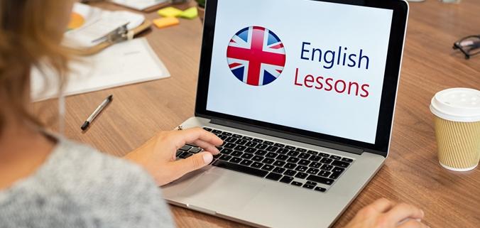 kurs języka angielskiego on-line
